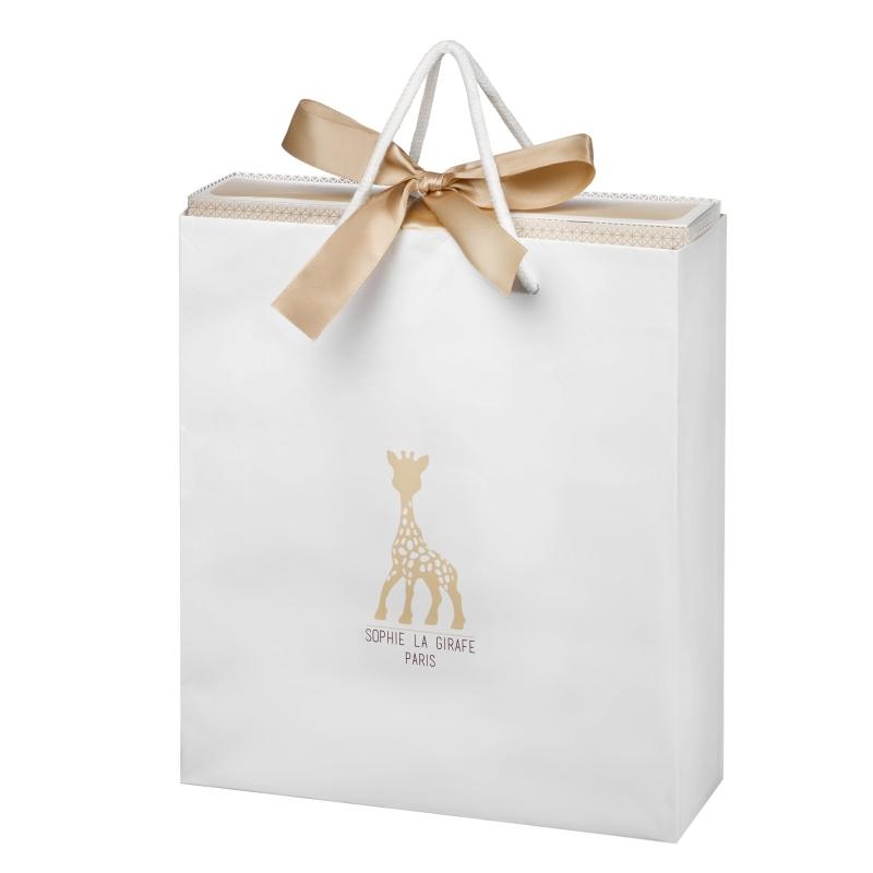 d7cc21eb83d Vulli Dárkový set - žirafa Sophie + měkké marakasy - BABYHOLDING