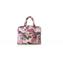 7AM Enfant Plaza taška, Camo Pink