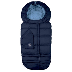 7AM Enfant Blanket 212 Evolution footmuff Midnight