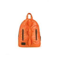 7AM Enfant Mini Dino backpack, Tangerine