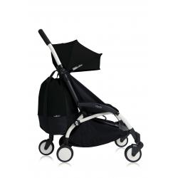BABYZEN YOYO+ Pojízdná taška, Black