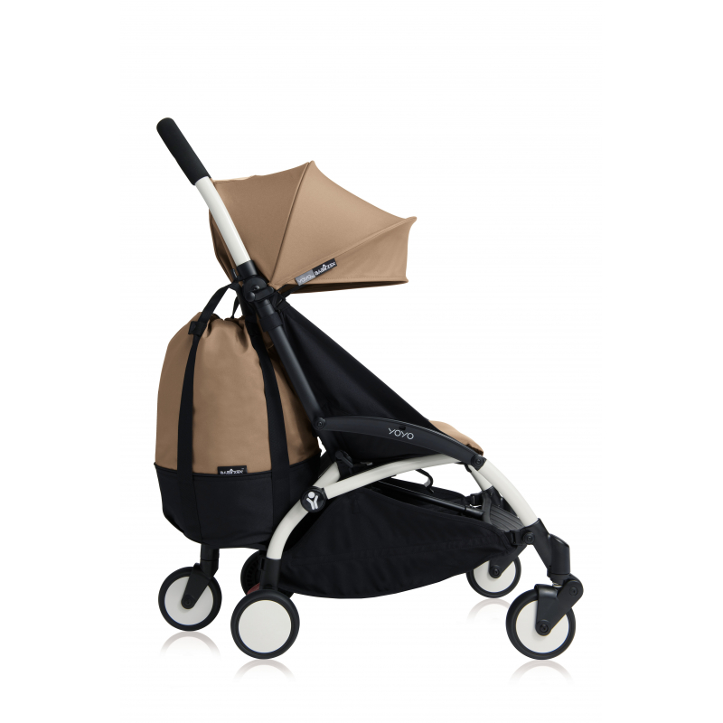 BABYZEN YOYO+ Pojízdná taška, Taupe