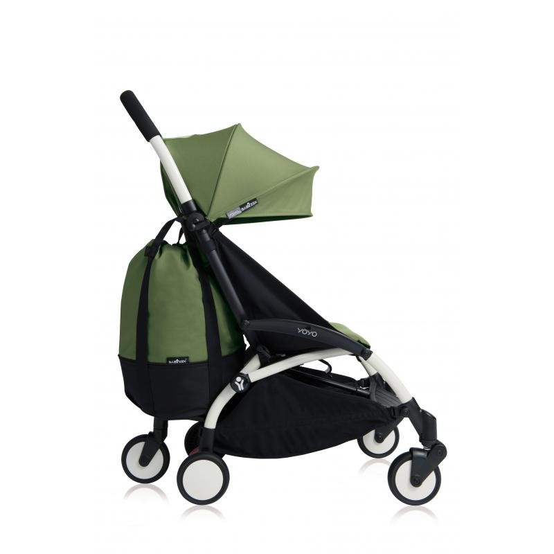 BABYZEN YOYO+ Pojízdná taška, Peppermint