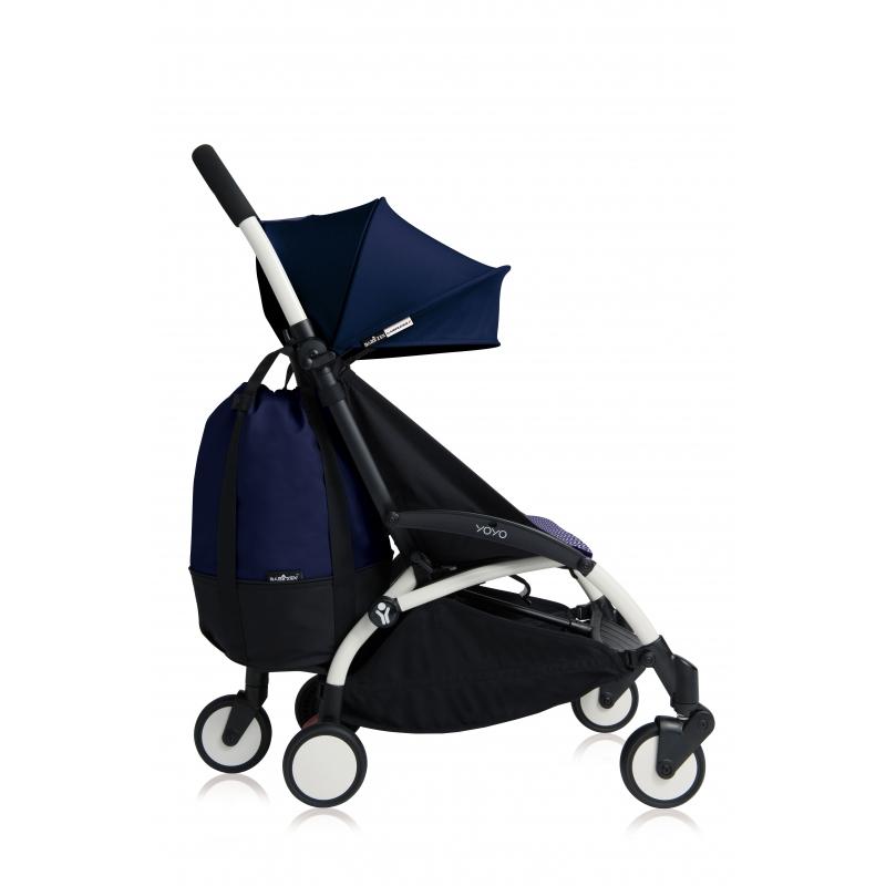 BABYZEN YOYO+ Pojízdná taška, Navy Blue 2020