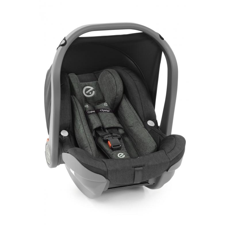 Oyster Carapace INFANT i-Size autosedačka, Caviar 2020
