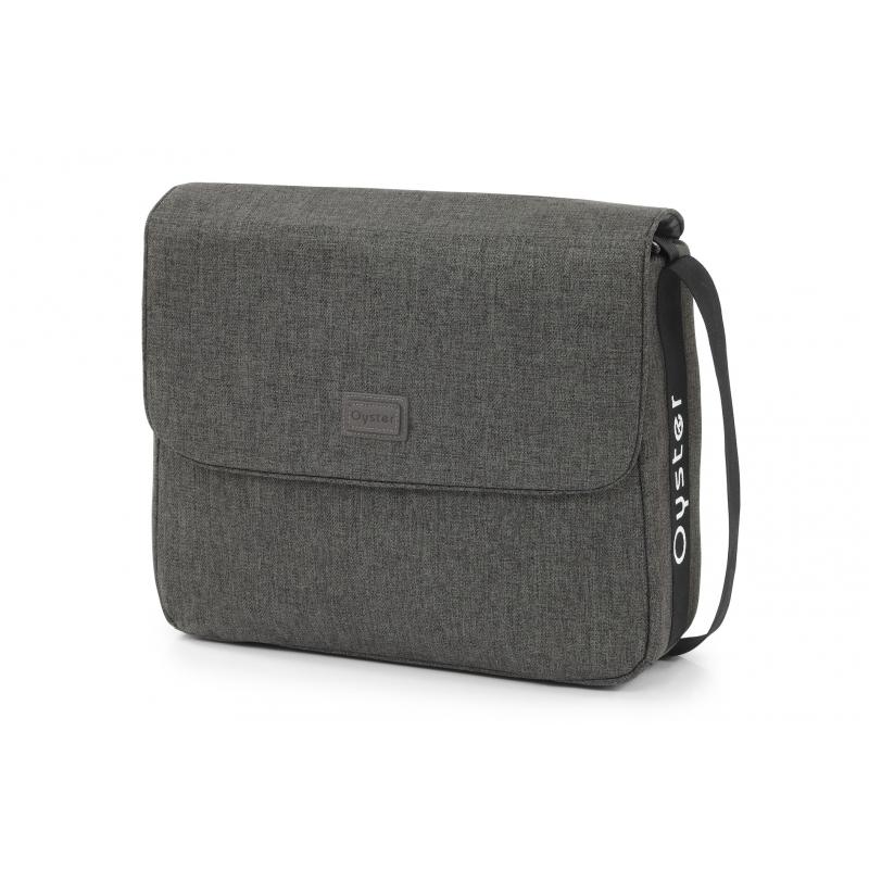 OYSTER taška s přebalovací podložkou - PEPPER 2019