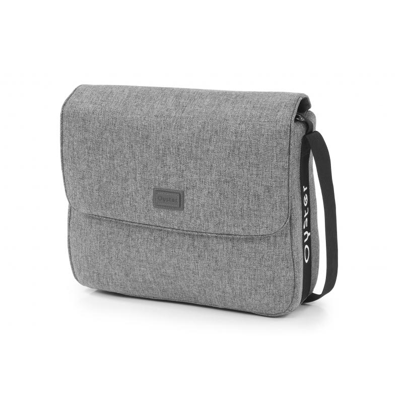 OYSTER taška s přebalovací podložkou - MERCURY  2019