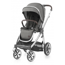 OYSTER 3 stroller with rain cover - MERCURY (MIRROR fraim)   2019