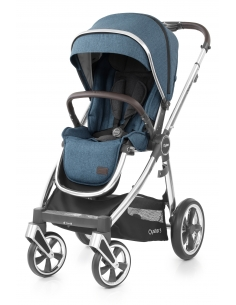 OYSTER 3 stroller with rain cover - REGATTA (MIRROR fraim)   2019