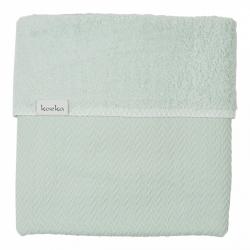 Koeka Bassinet blanket Stockholm 75x100, misty mint