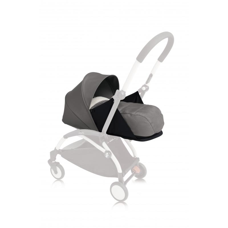 BABYZEN YOYO+ novorozenecký balíček - Grey 2020