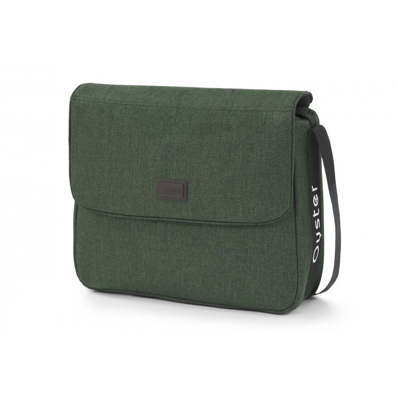 OYSTER taška s přebalovací podložkou - ALPINE GREEN 2021