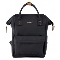 BabaBing Mani backpack changing bag, Black