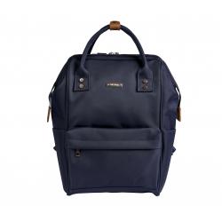 BabaBing Mani backpack changing bag, Navy Blue