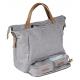 BabaBing Erin přebalovací taška/ batoh, Grey Marl