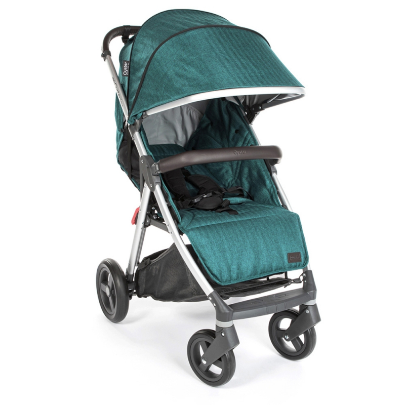 BabyStyle Oyster Zero kočárek Peacock 2019