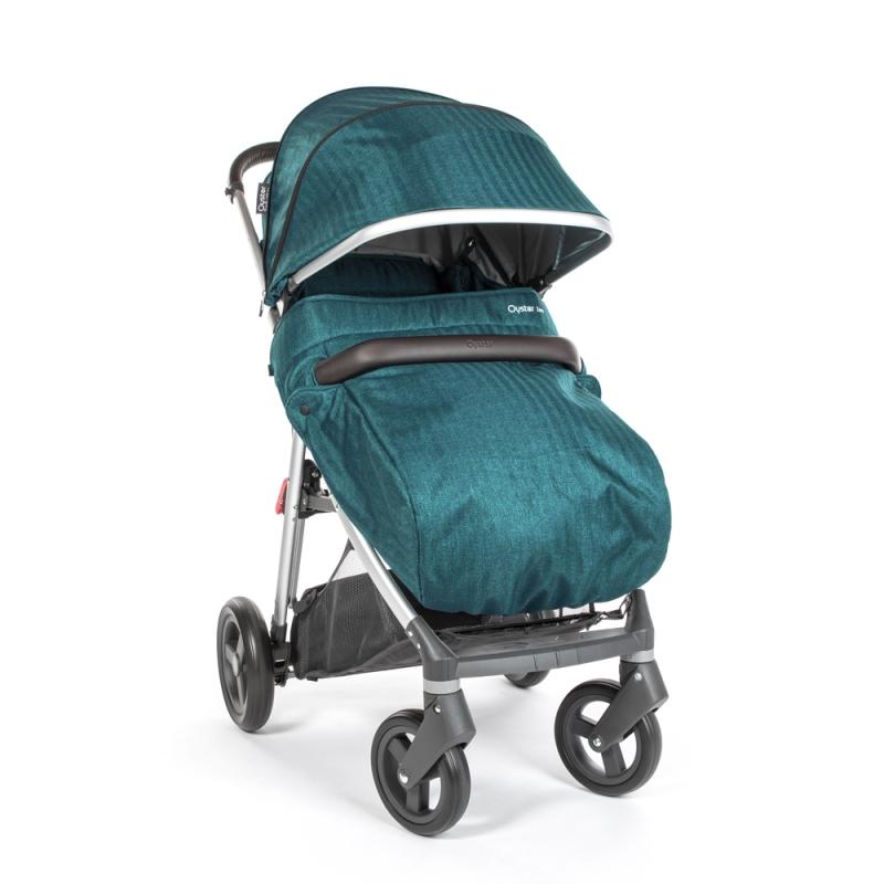 BabyStyle Oyster Zero nánožník Peacock 2020