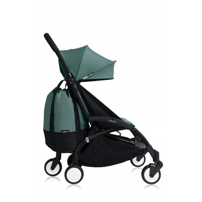 BABYZEN YOYO+ Pojízdná taška, Aqua 2020