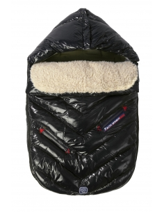 7AM Enfant Polar Igloo fusak Black - NEW