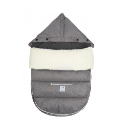 7AM Enfant LambPOD fusak Heather Grey