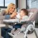 RENOLUX BEBE VISION jídelní polohovací židle 2019, Sophie la girafe So Chic