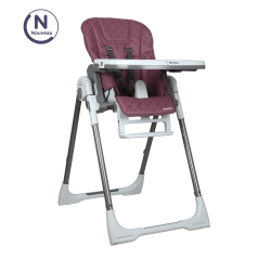 RENOLUX VISION high dining chair 2019, Purple