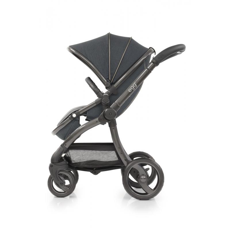 BabyStyle EGG kočárek Carbon Grey 2019