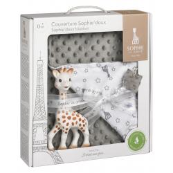 Vulli Dárková deka se žirafou Sophie