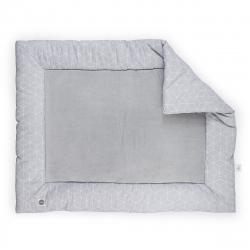 Jollein Playpen quilt 80x100 Graphic grey