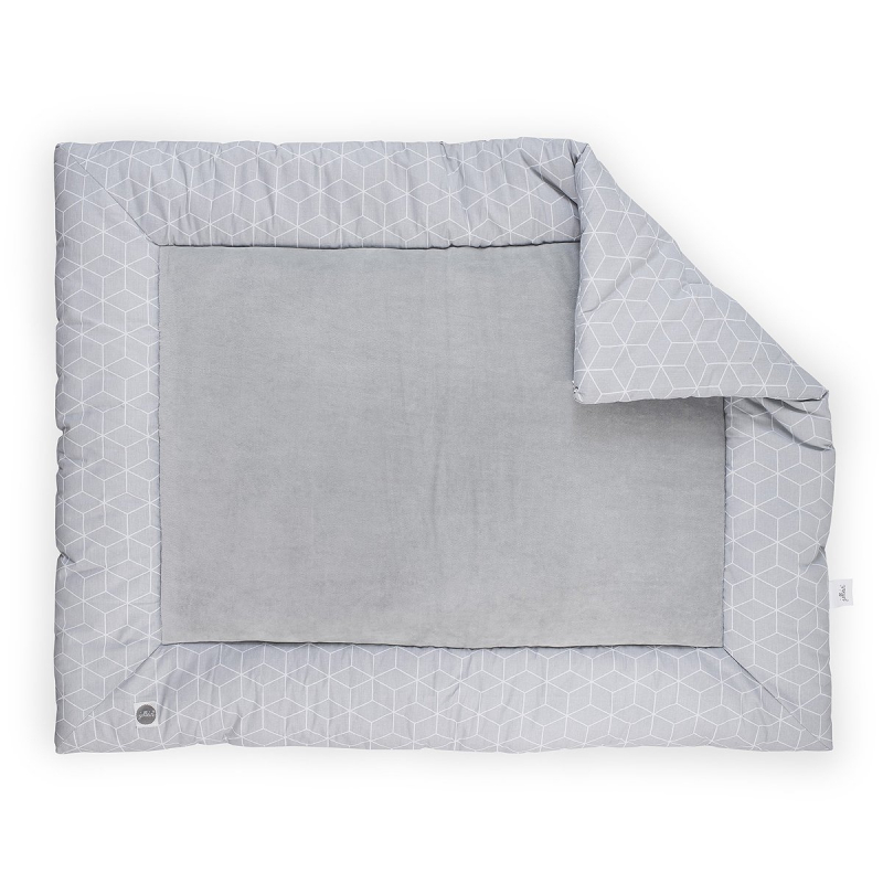 Jollein Hrací deka 80x100 Graphic grey