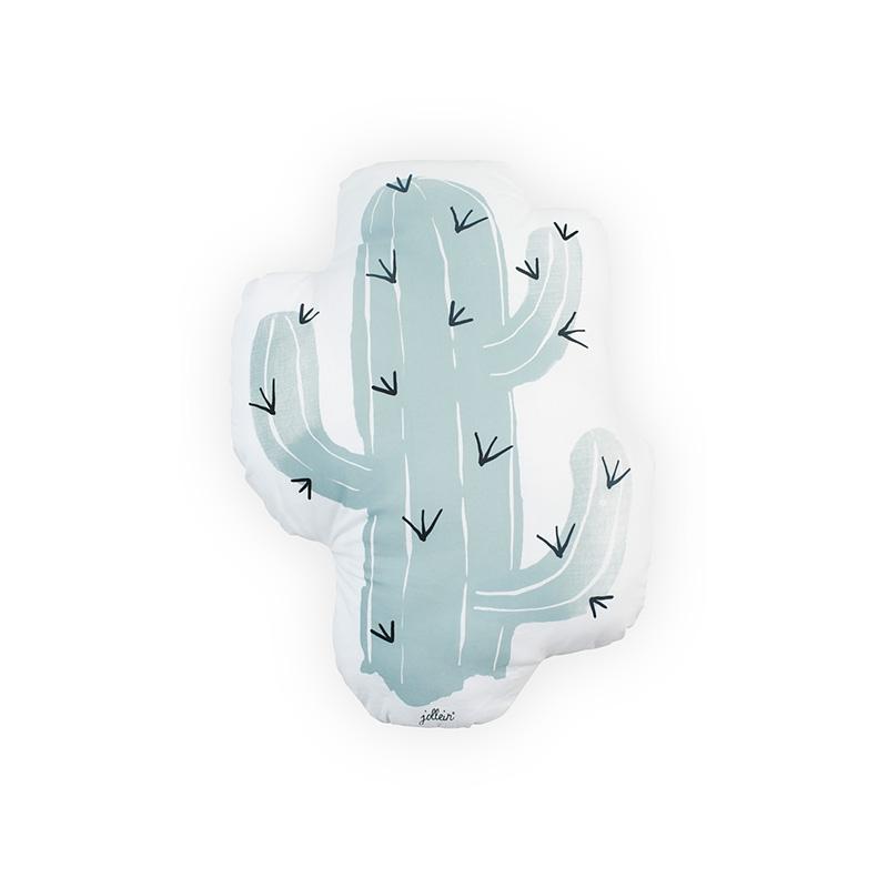 Jollein Polštář canvas Cactus