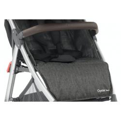 OYSTER ZERO sedacia časť textil PEPPER 2019