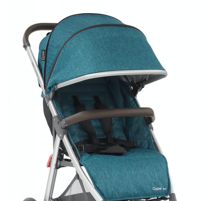OYSTER ZERO SET sedací část textil + stříška REGATTA