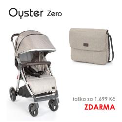 BabyStyle Oyster Zero kočárek Pebble 2019