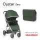 BabyStyle Oyster Zero kočárek Alpine Green 2019
