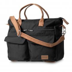 Teutonia Přebalovací taška Urban Black
