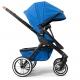 Kombinovaný kočárek Teutonia TRIO Black /Urban Blue 2020