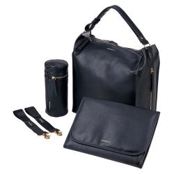 BabaBing Lucia přebalovací taška/ batoh, Black