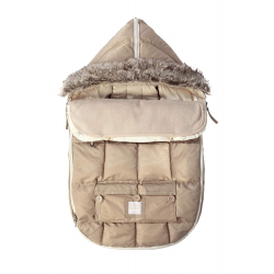 7AM Enfant Le Sac Igloo fusak Beige