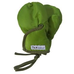 7AM Enfant Classic rukavice, Army/Kiwi