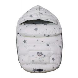 7AM Enfant Baby Shield S, Print White Stars