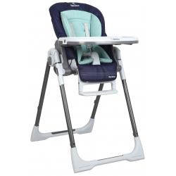 RENOLUX BEBE VISION jedálenská stolička, Marine 2020