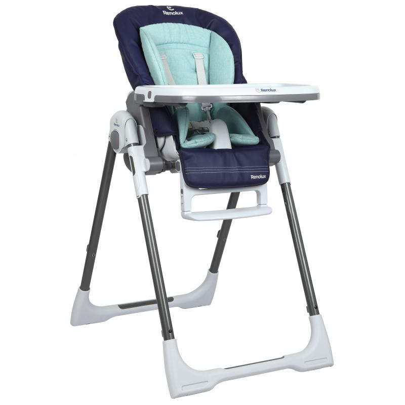 RENOLUX BEBE VISION jídelní židle, Marine 2020