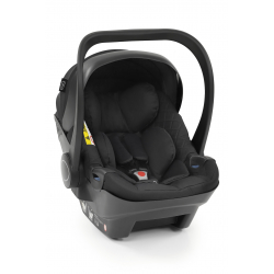 BabyStyle Egg Shell (i-Size) car seat, Just Black 2020