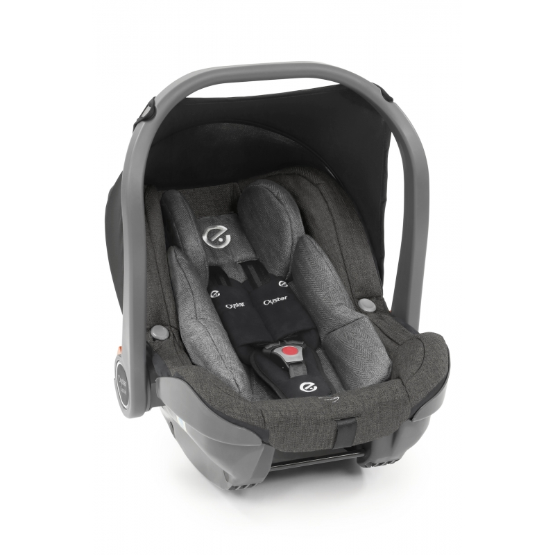 Oyster Capsule Infant autosedačka (i-Size), Pepper 2020