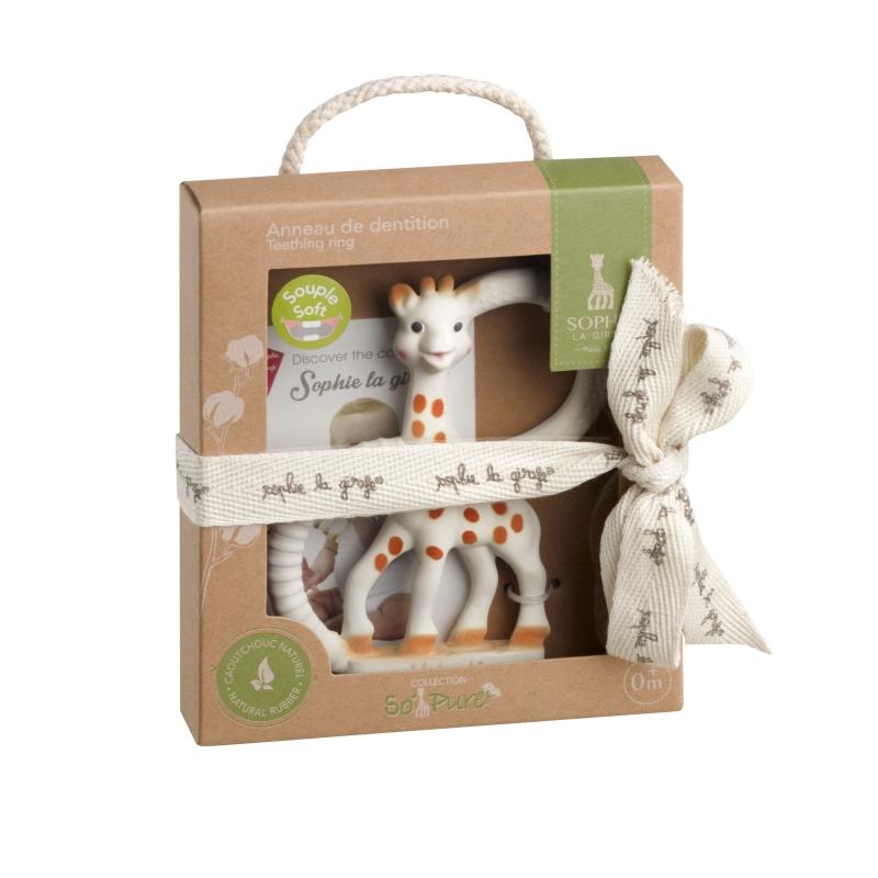 Vulli Kousátko žirafa Sophie So'Pure, měkké