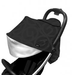 Hybrid Ezyfold stříška, Jet Black 2020