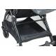 Hybrid Ezyfold kočárek Black/ Charcoal 2020