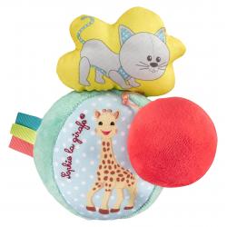 Vulli Vibrující hudební míč žirafa Sophie