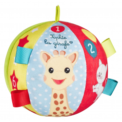 Vulli My first early learning ball Sophie la girafe
